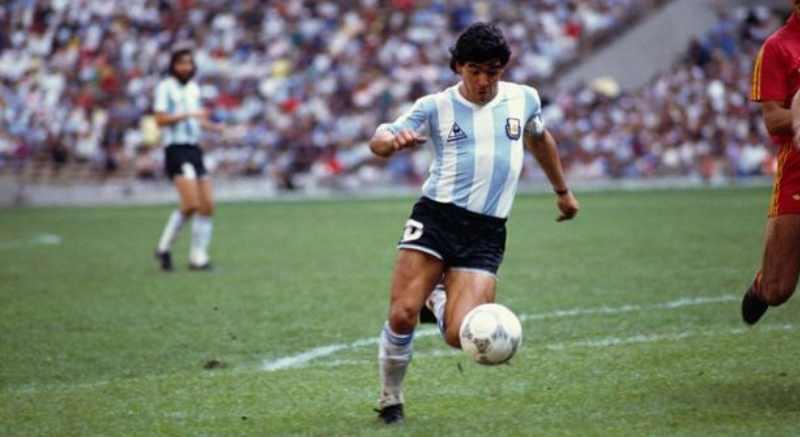 Нападающий из Аргентины