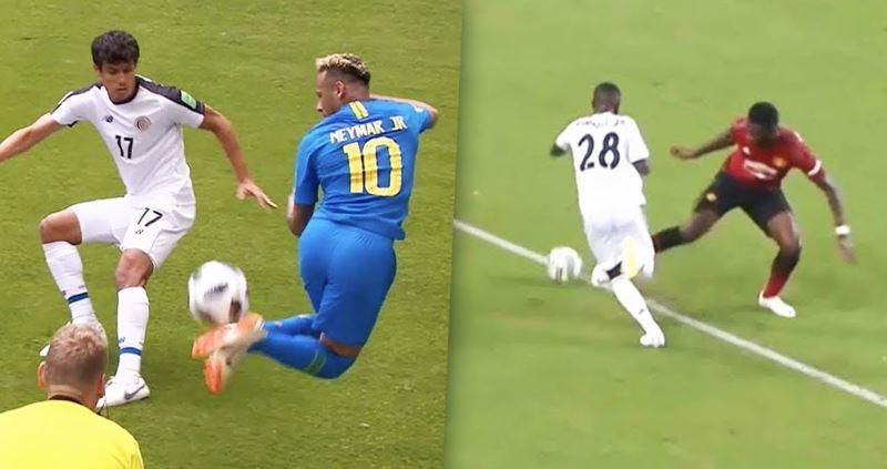 Финт Зидана, или марсельская рулетка-это трюк, которым хочет овладеть каждый футболист