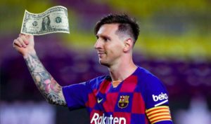 ЗарплатаМессив Барселоне в рублях (за год, месяц)