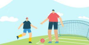 Основные правиладворовогофутбола, как играют