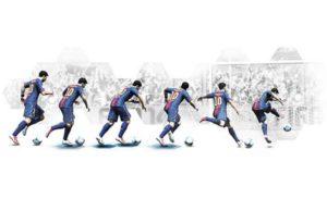 Техникой ведения мяча необходимо владеть каждому футболисту