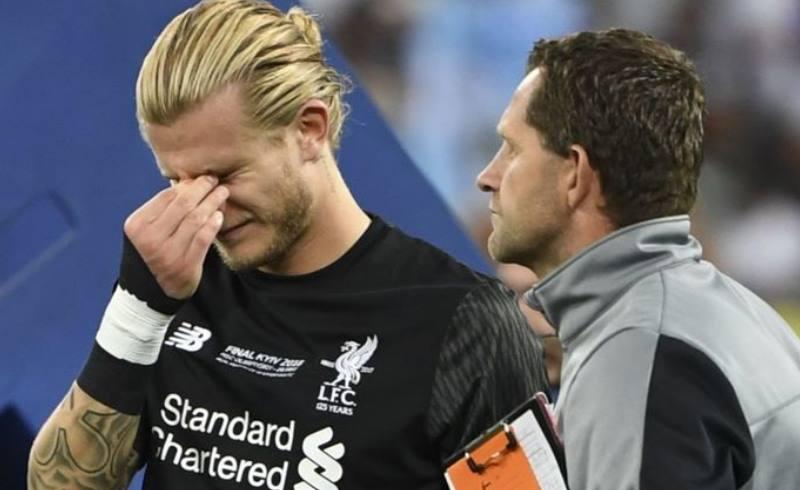 Ошибка Лорис Кариуса стоила вылета «Ливерпуля» с Лиги Чемпионов
