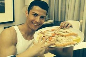 пицца для футболиста