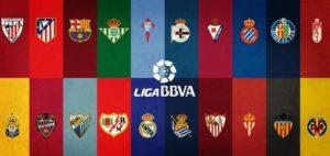 Топ лучших футбольных клубов Испании-это легенды среди футбольных команд