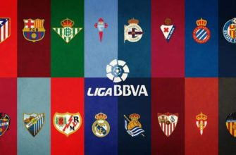 Первая лига Испании