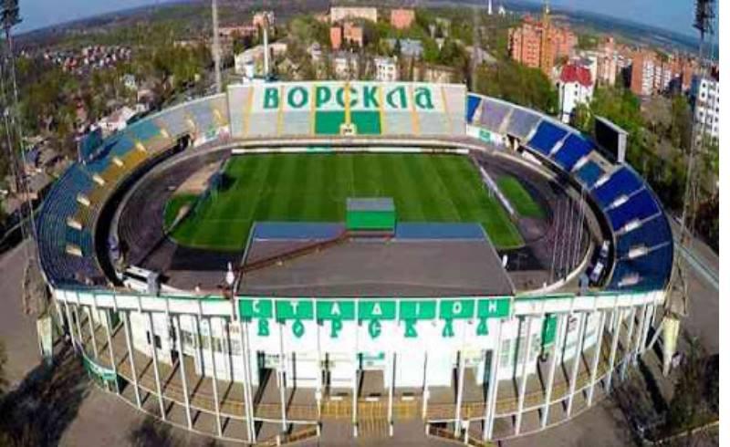 Футбольный клуб «Ворскла» основали в 1955 году
