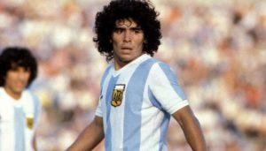 Марадона считается многими одним из величайших футболистов всех времен