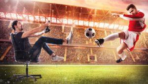 Виртуальный футбол-это способ совместить приятное с полезным