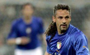 Роберто Баджо-это итальянский оттянутый полузащитник по кличке Хвостик