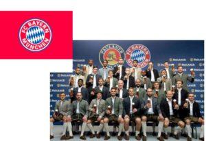 Футбольный клуб «Бавария»-это один из старых футбольных клубов в мире футбола