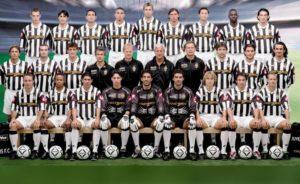 Футбольный клуб «Ювентус» -это один из старых и величественных футбольных клубов в мире.