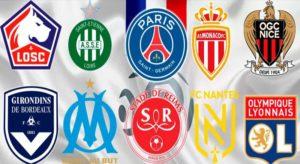 Французские футбольные клубы-это гордость Франции и мирового футбола
