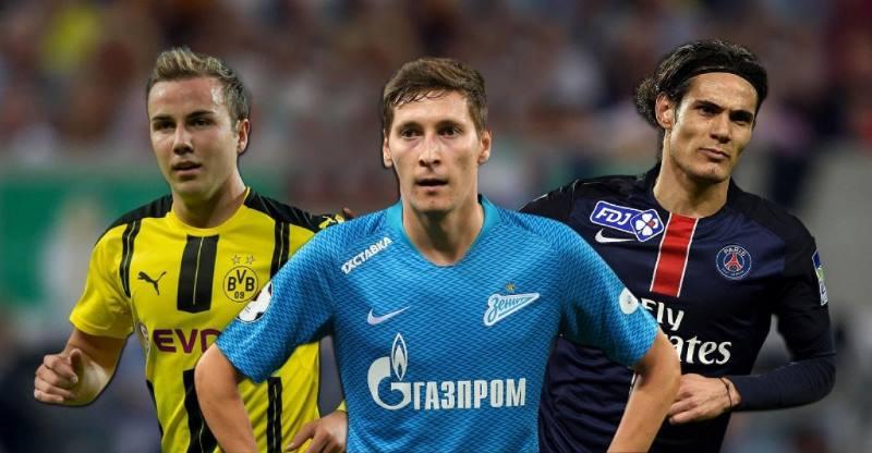 3 футболиста