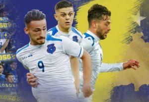 Косово сборная команда по футболу-это команда, которая может дать достроенный отпор