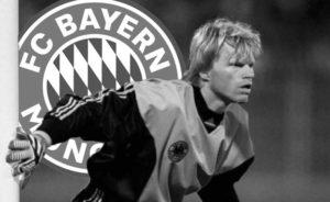 Оливер Кан-это немецкий футболист, который прослыл великим и ужасным