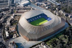 """Стэмфорд Бридж-тихая гавань футбольного клуба """"Челси"""", у этого места довольно долгая история"""