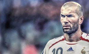 Зидан Зинедин-это французский футболист с мировым признанием