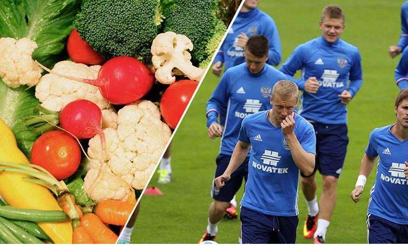 Питание для футболиста-это один из ключевых моментов для игрока и его успеха на поле