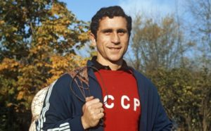 Анзор Амберкович Кавазашвили советский футболист, охраняющий ворота сборной