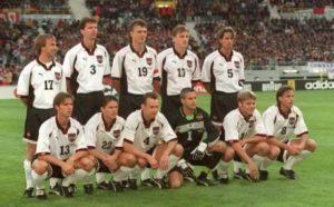Австрия имеет перспективную сборную команду по футболу с богатой спортивной историей