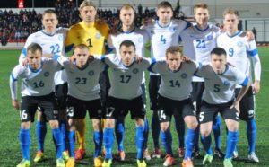 Сборная Эстонии по футболу не имеет трофеев международного уровня