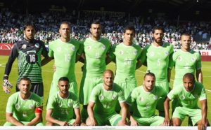 Сборная Алжира по футболу за последние года сильно нашумела в мире футбола