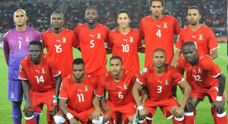 Сборная Гвинеи по футболу- это национальная сборная по футболу, которая мало где занимала призовые места.