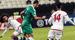 Сборная ОАЭ по футболу-серьезный соперник на арене футбола