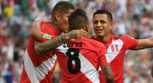 Сборная Перу- команда, представляющая Перу на международных соревнованиях