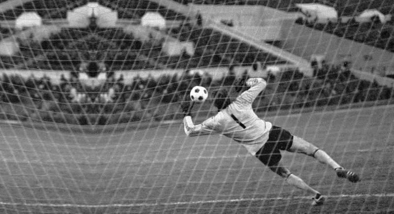 Владимир Астаповский-это легенда и гордость советского футбола