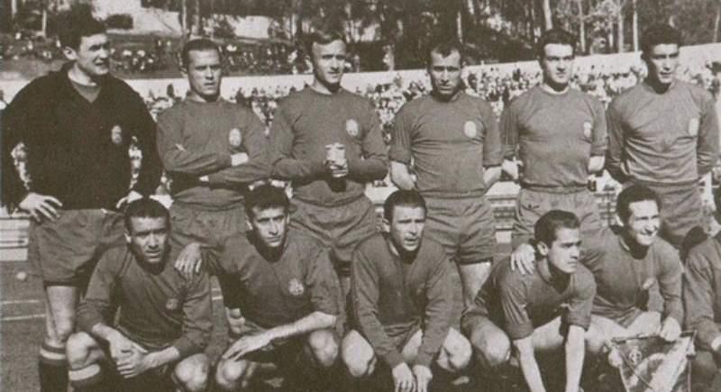 Сборная Испании по футболу имеет большую историю и выдающихся игроков
